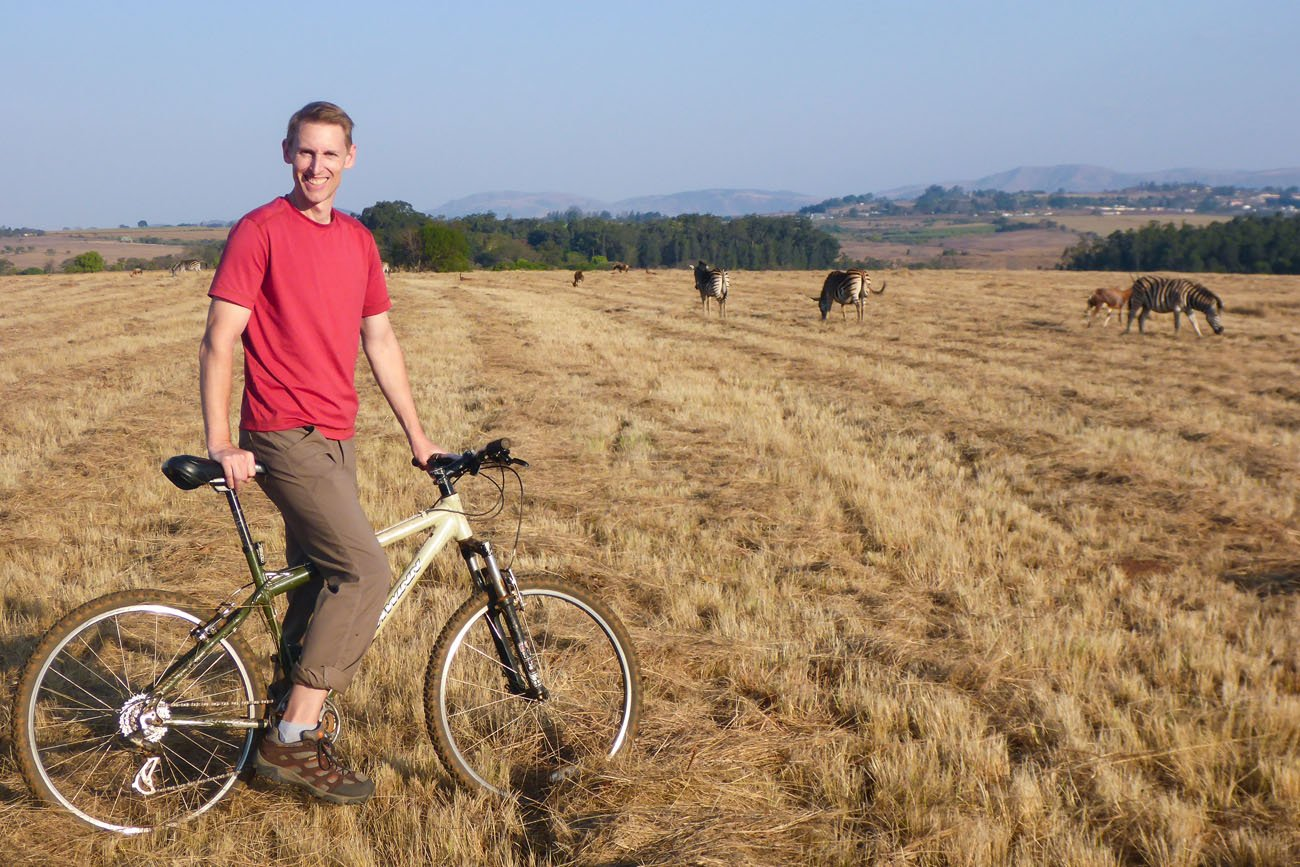 Tim in Swaziland