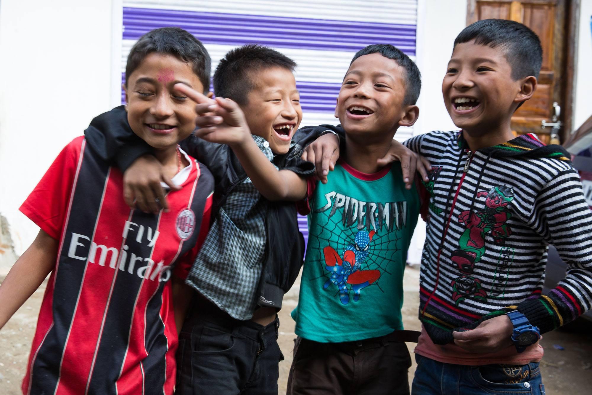 Darjeeling Kids