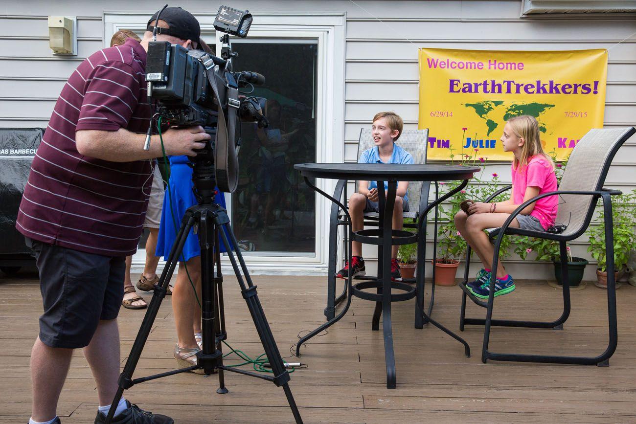 News Interview