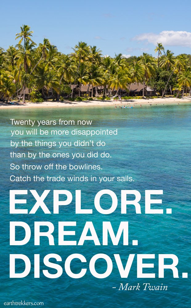 Explore Dream Discover Mark Twain