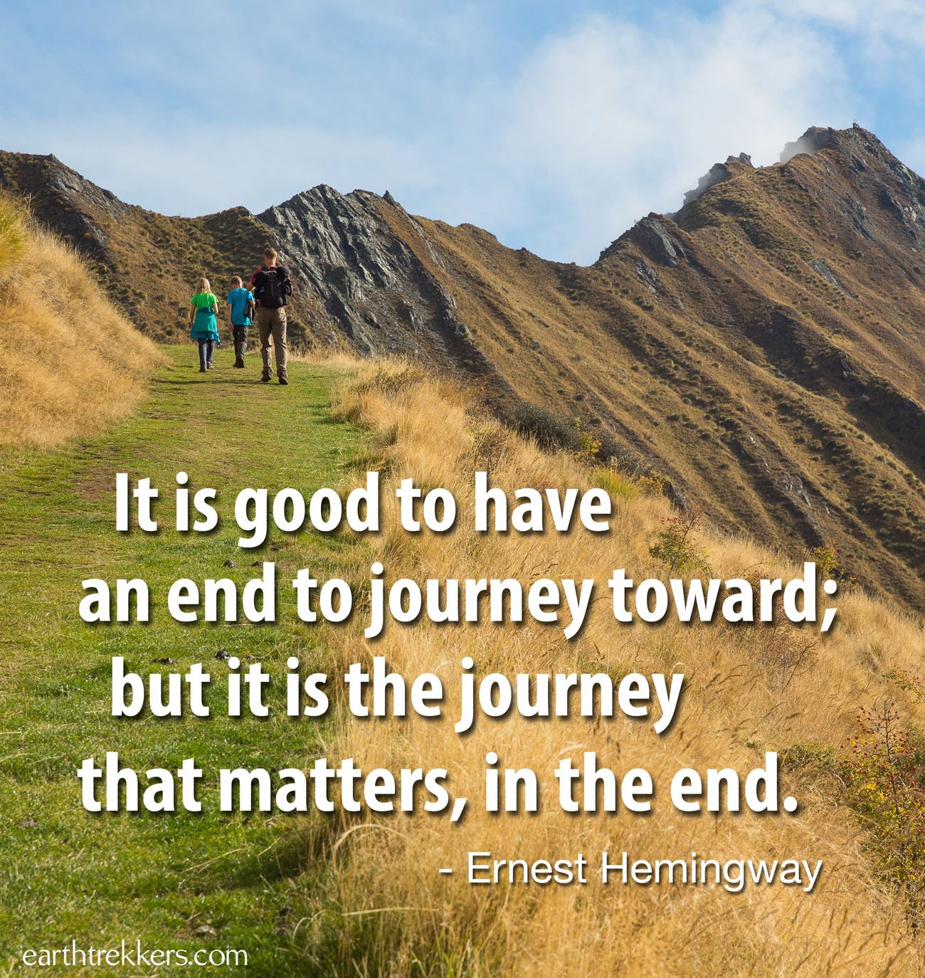 Hemingway Travel Quote