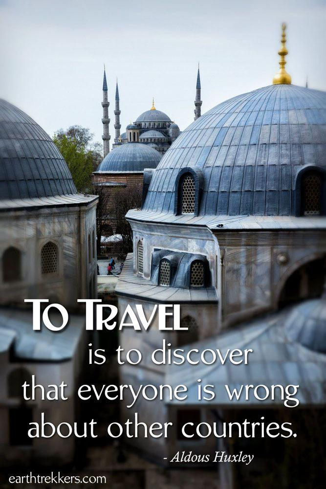 Learn From Travel