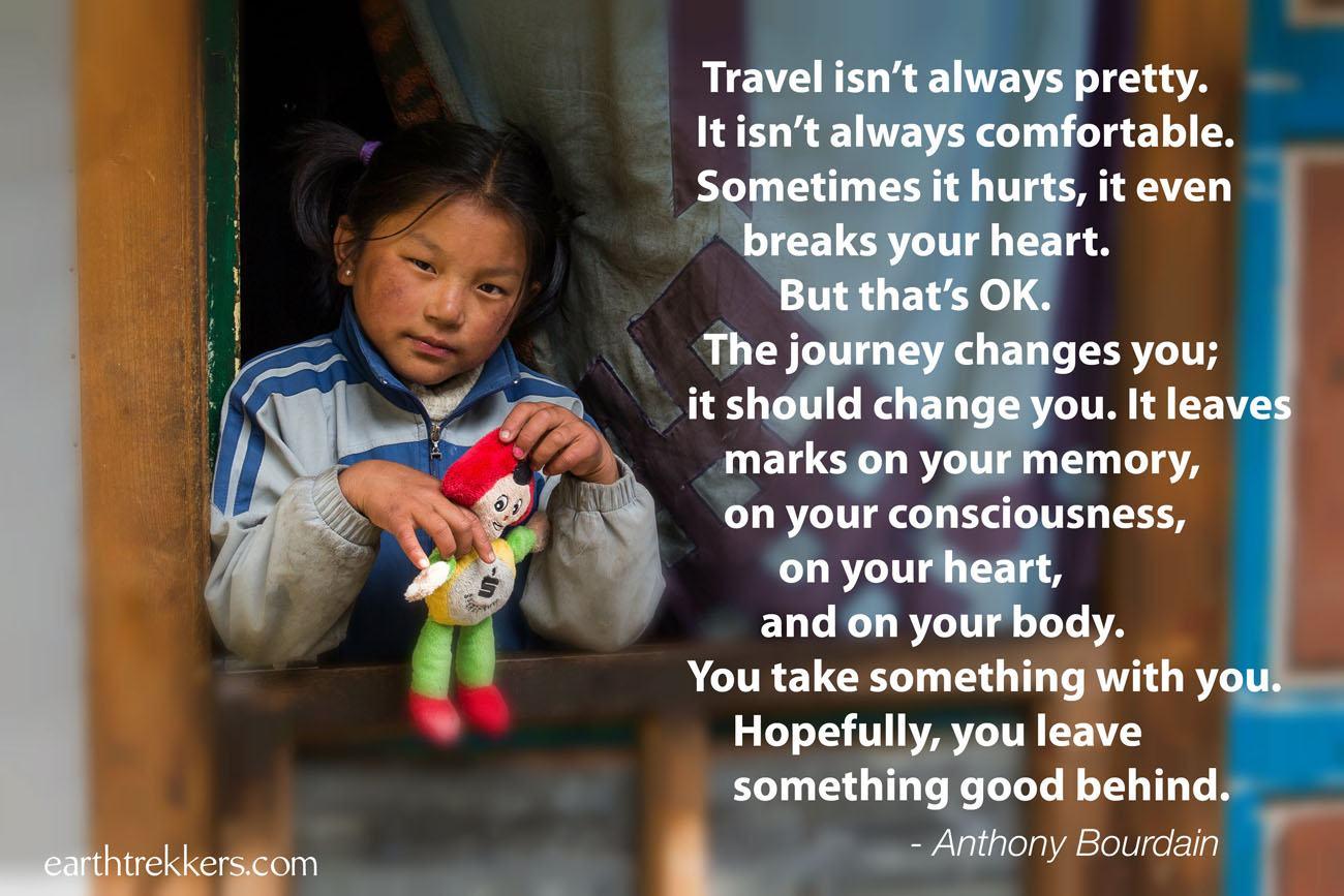 Nepali Girl Quote