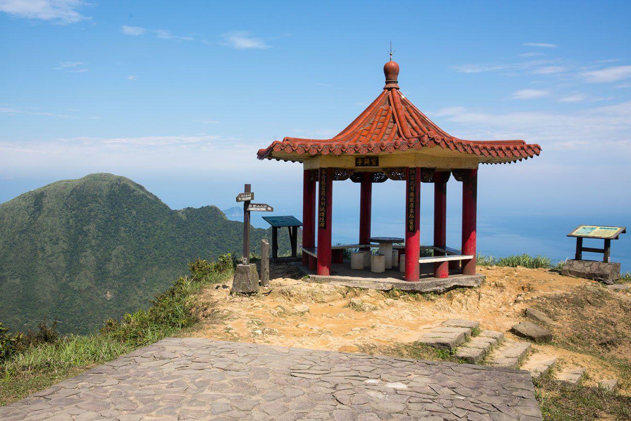 Teapot Mountain picnic spot