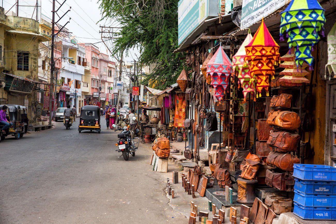 Udaipur Street