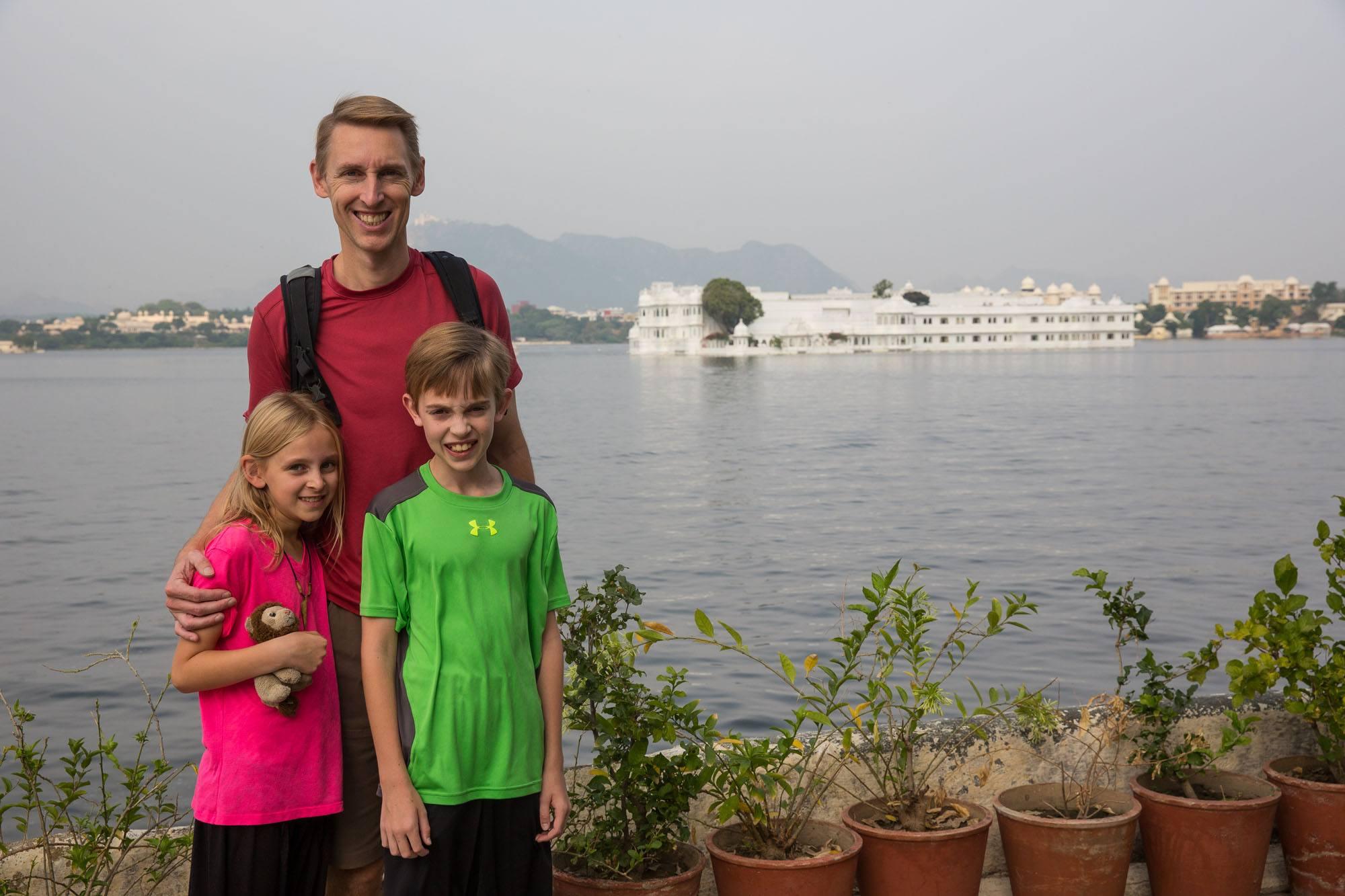 Visiting Udaipur