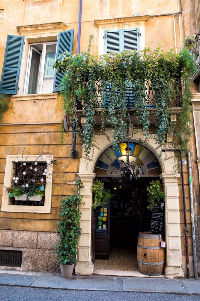 Beautiful Verona Italy