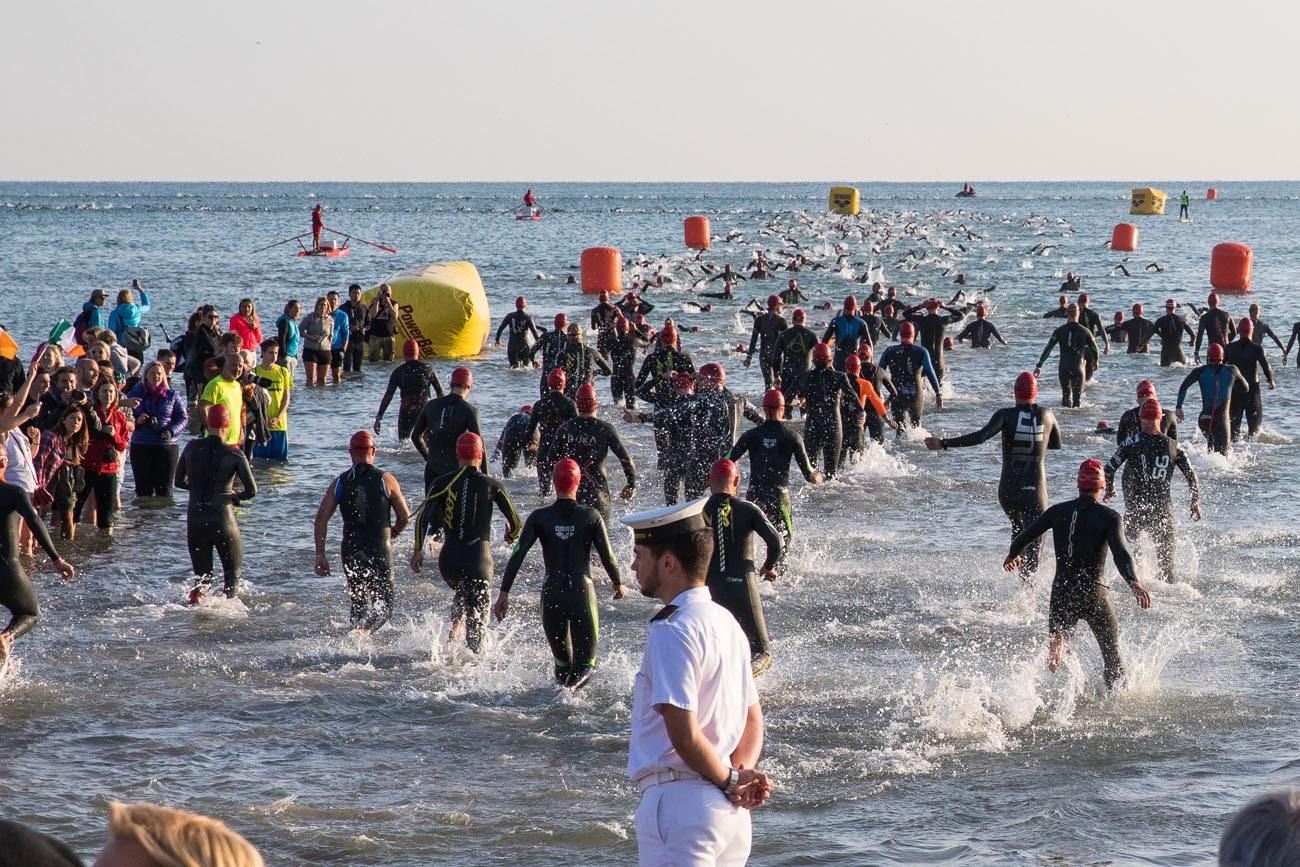 Ironman Italy Swim