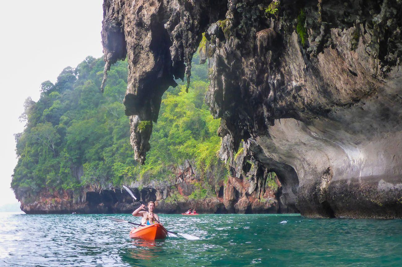 Krabi Kayaking