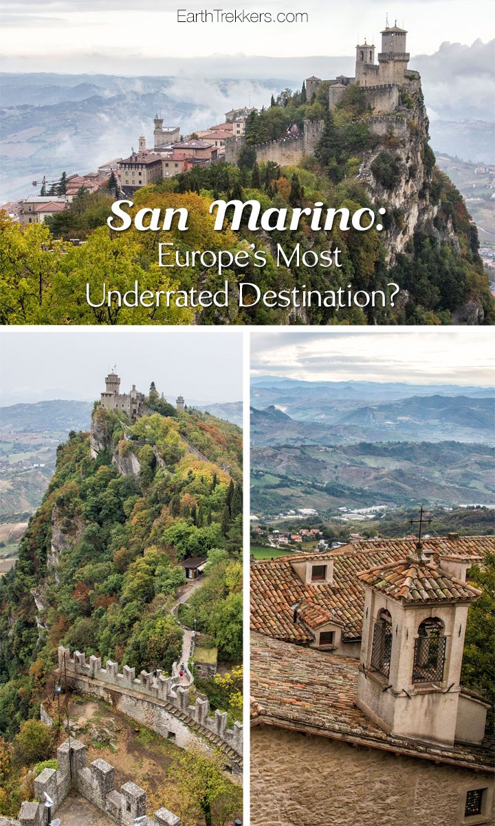 San Marino Travel and Tourism