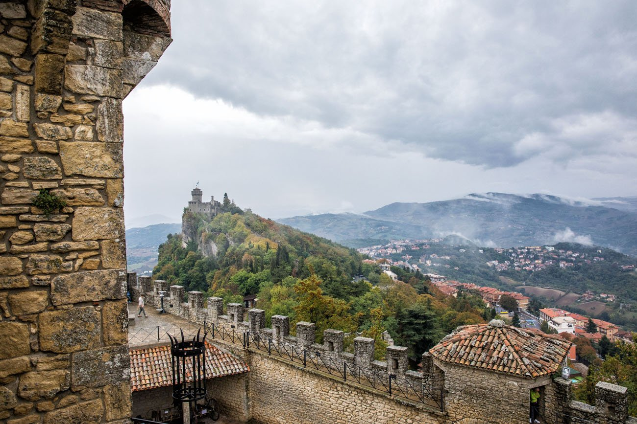 San Marino in September