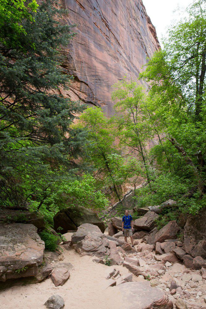 Hidden Canyon