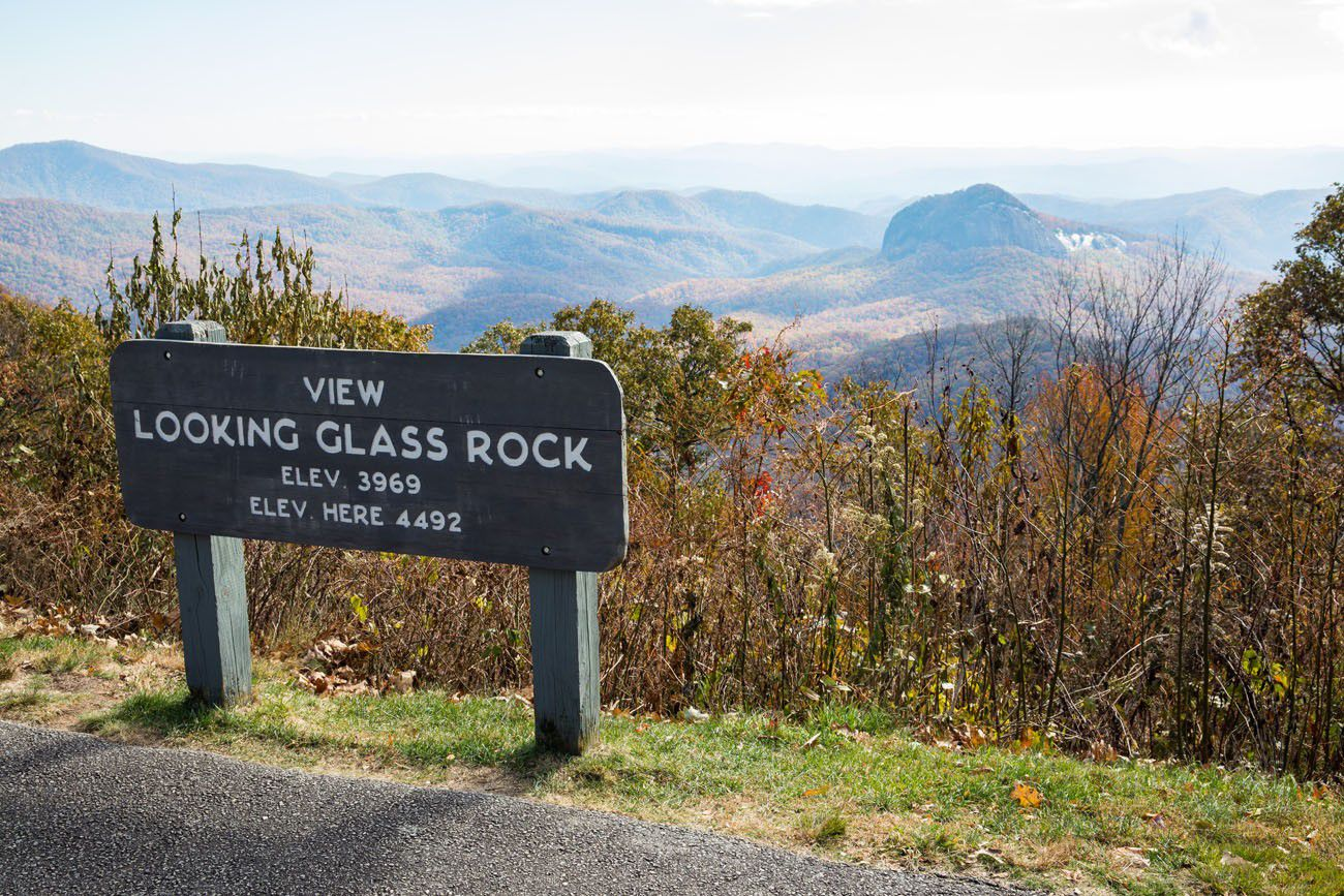 Looking Glass Rock Viewpoint