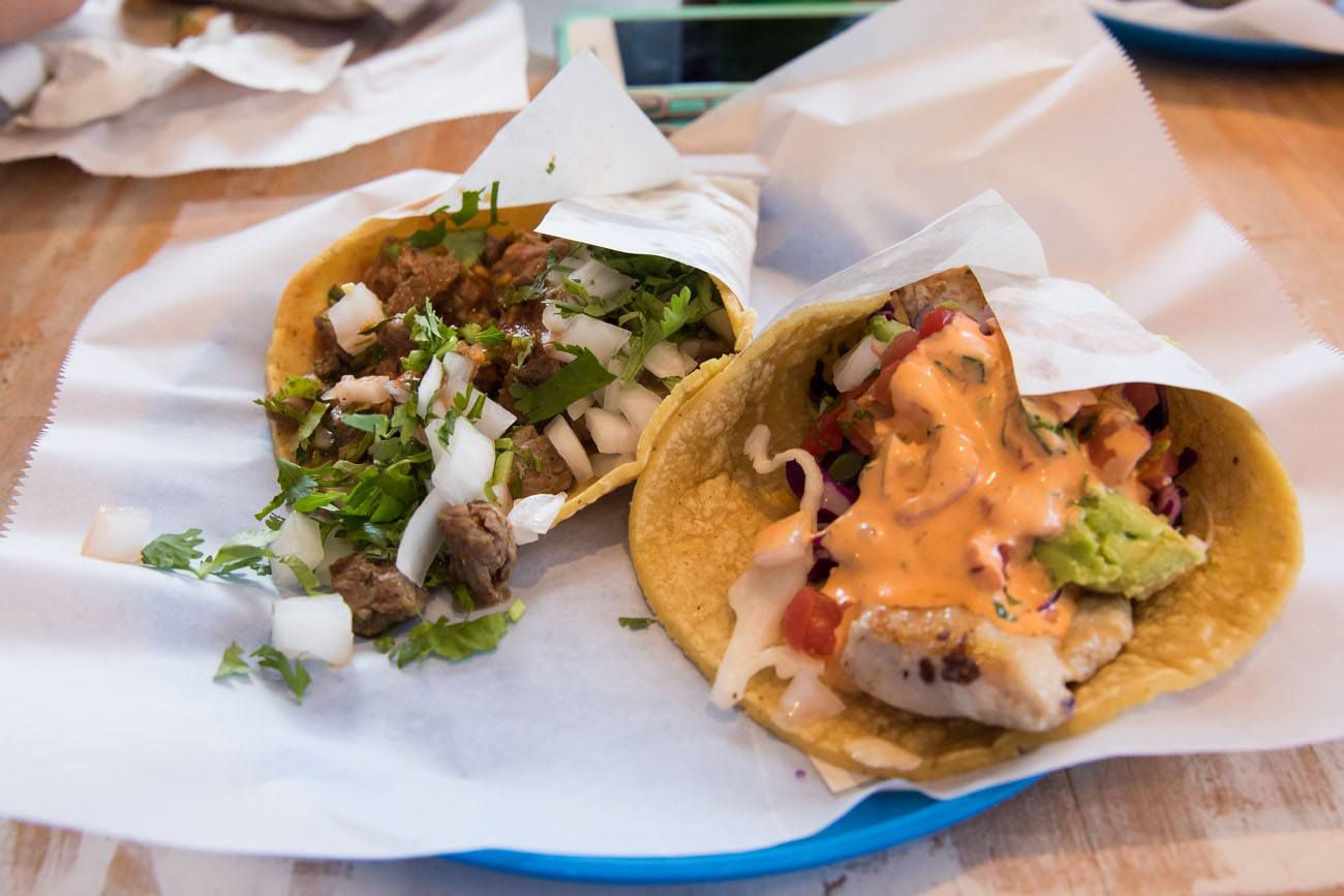 Taco Stand Tacos best things to do in San Diego