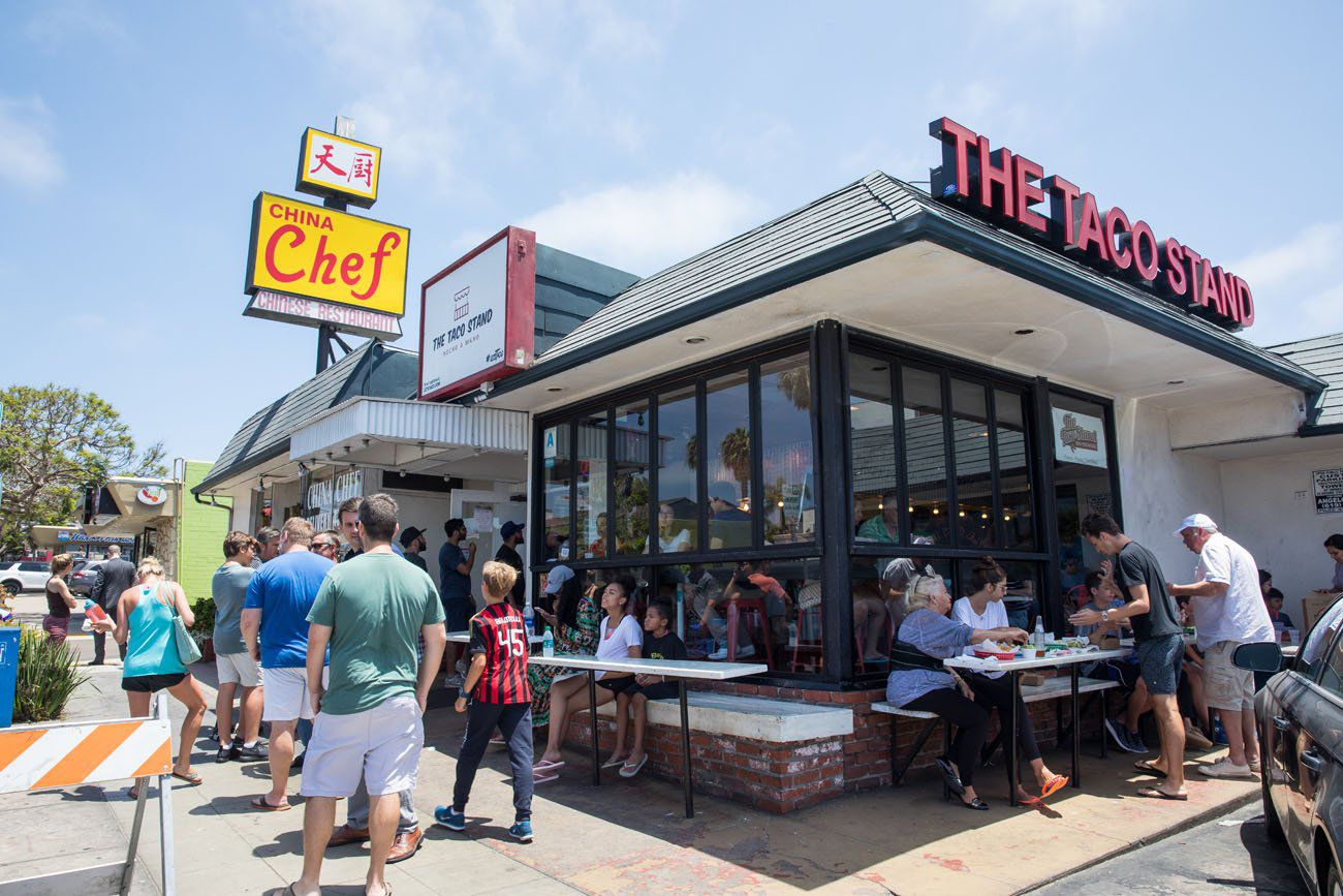 The Taco Stand La Jolla best things to do in San Diego