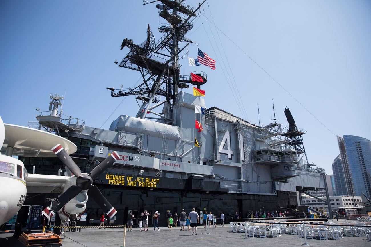 USS Midway Island