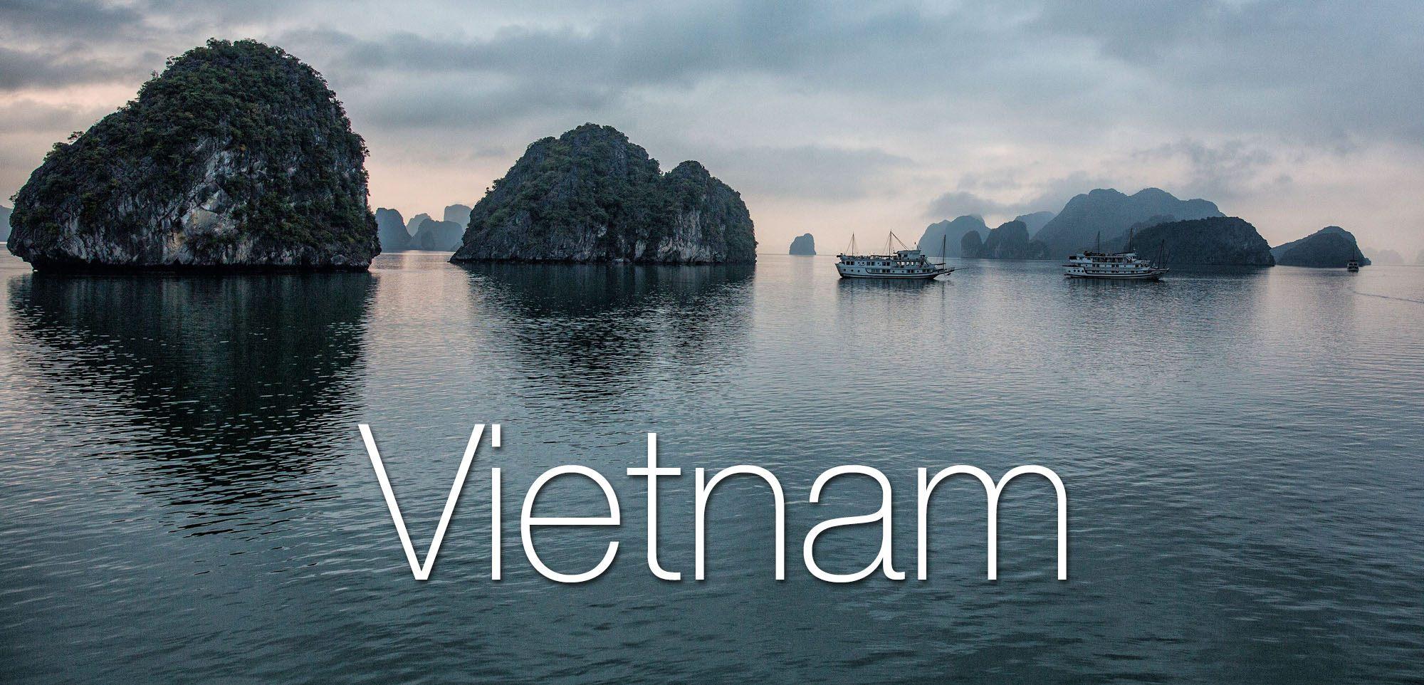 Destination Vietnam | Earth Trekkers