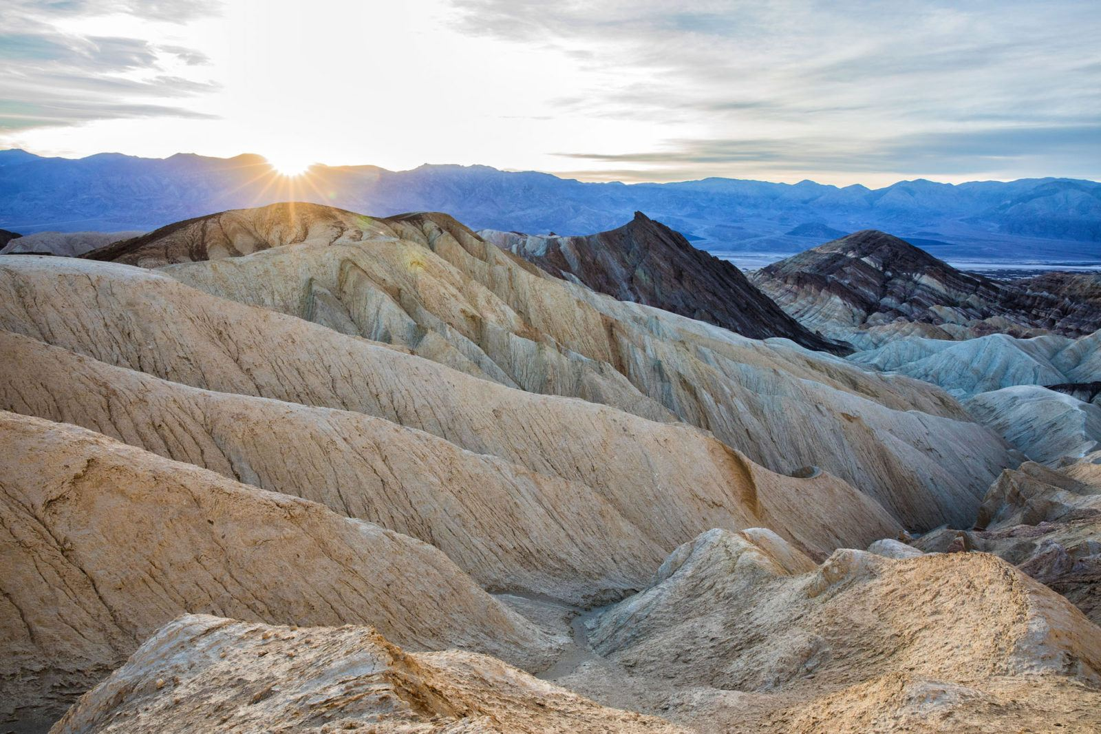 Death Valley Hike