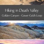 Death Valley Hiking