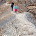 Death Valley Hiking Mosaic Canyon