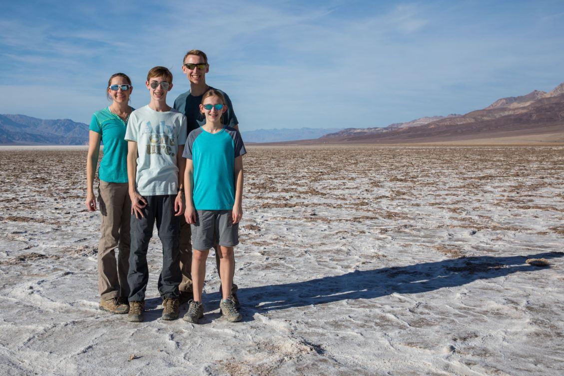 Earth Trekkers Death Valley