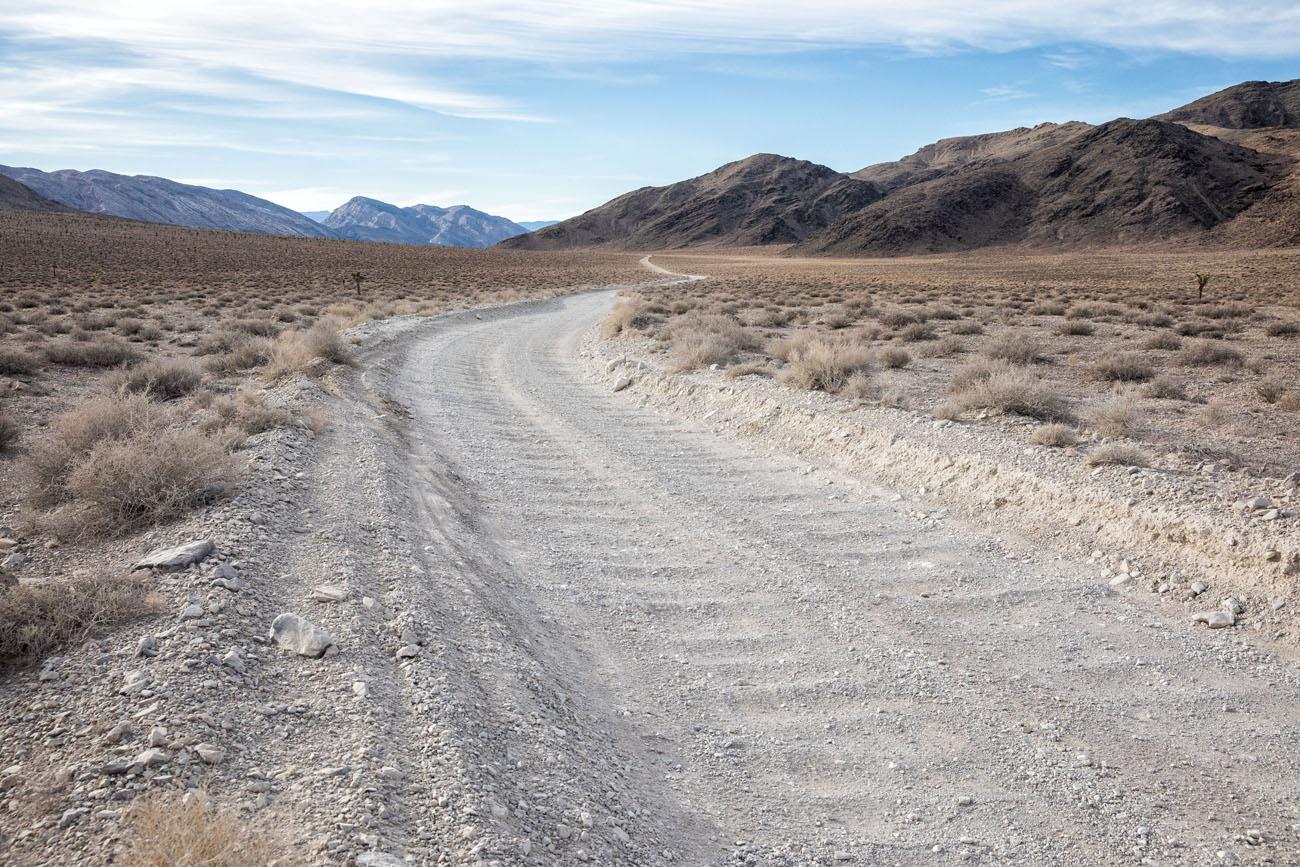 Racetrack Valley Road