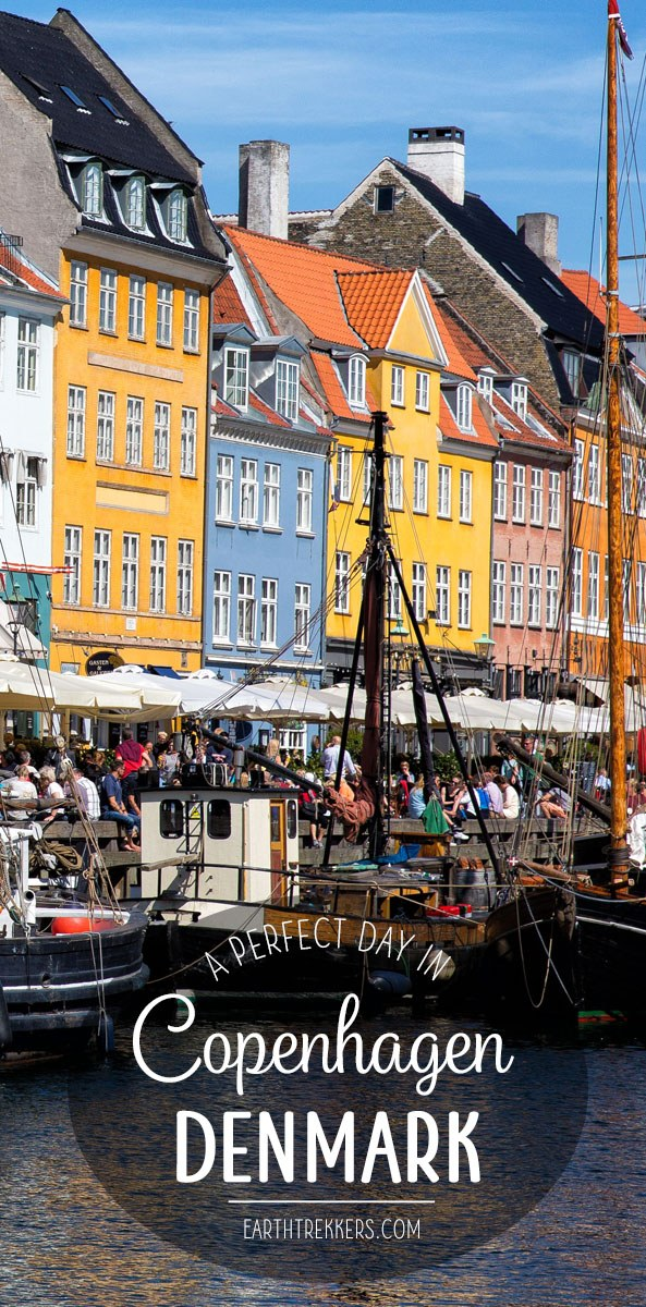 Copenhagen Denmark Travel One Perfect Day