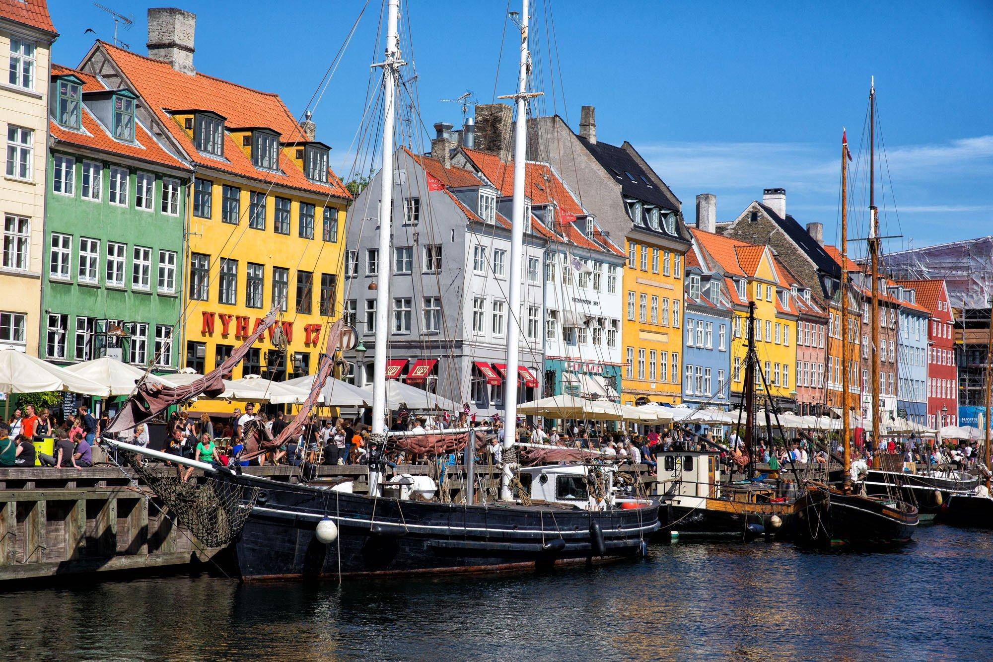 Copenhagen Itinerary