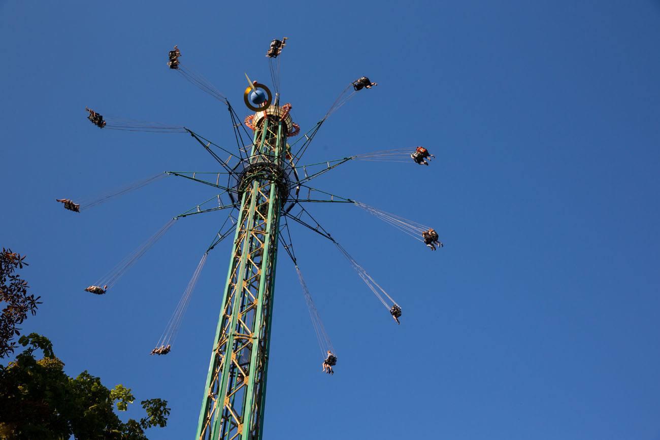 Tivoli Rides