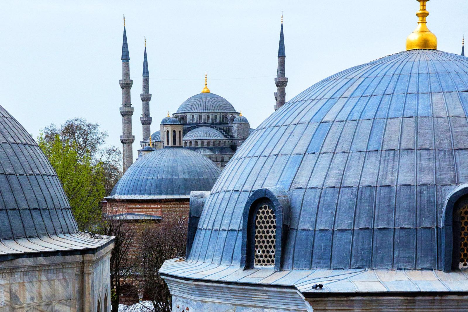 10 Day Turkey Itinerary Blue Mosque
