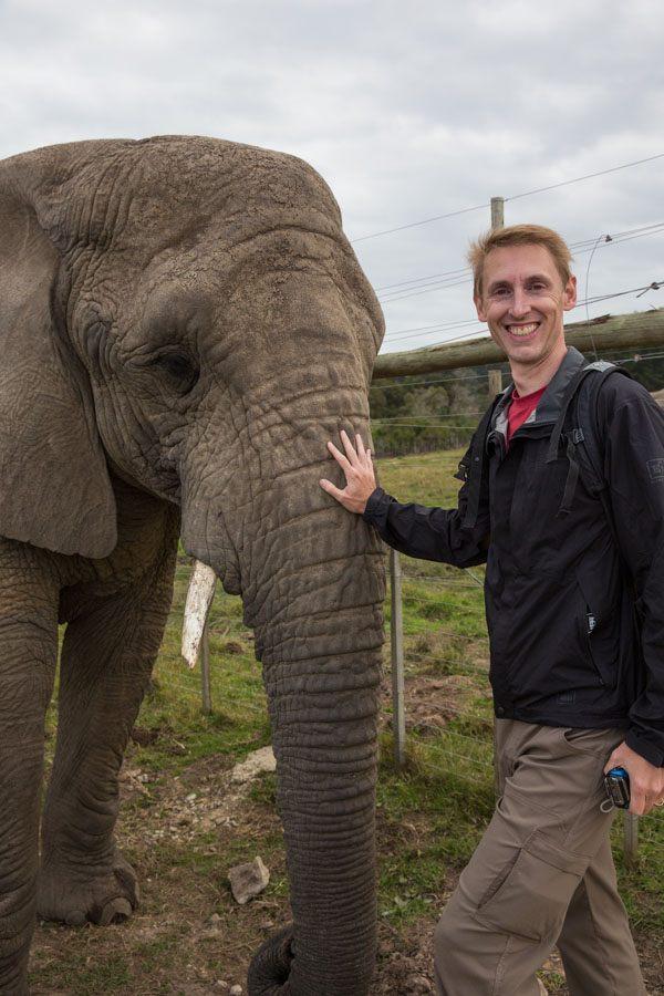 Tim and Elephant