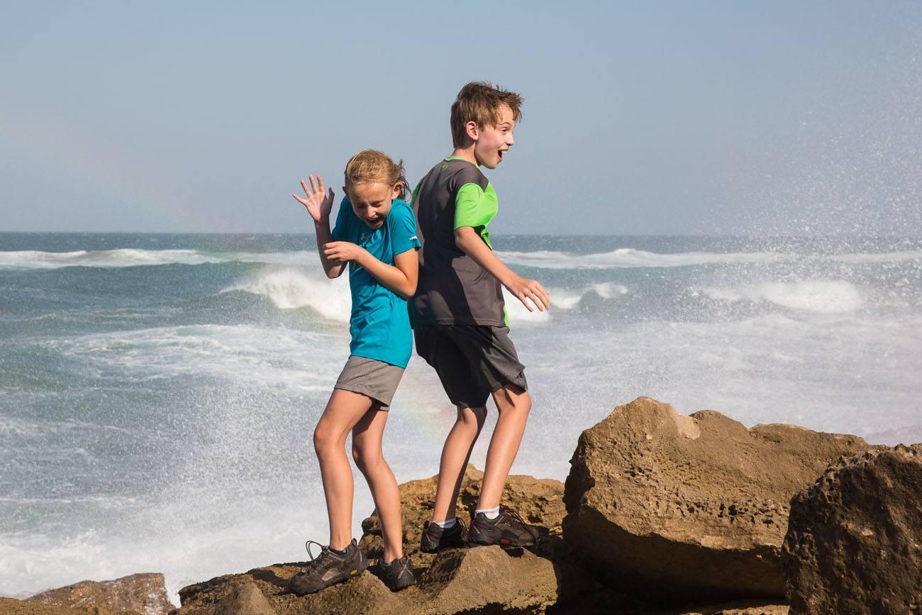 Tyler and Kara Africa