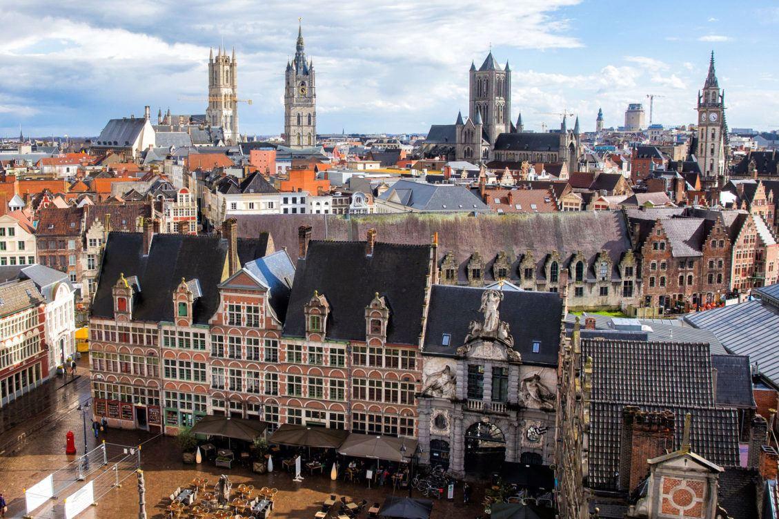 Bruges and Ghent