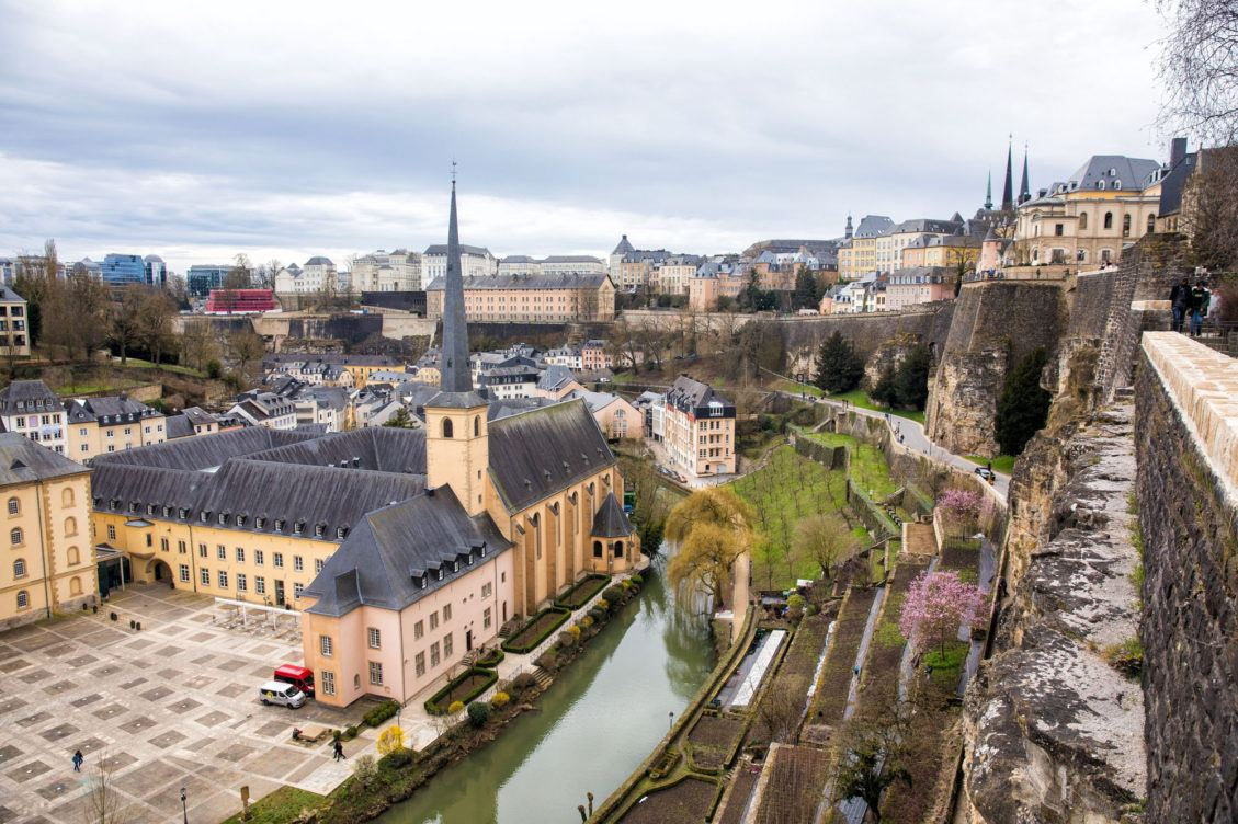 One perfect day in luxembourg city luxembourg earth trekkers luxembourg city altavistaventures Choice Image