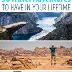 50 Best Travel Adventures in the World