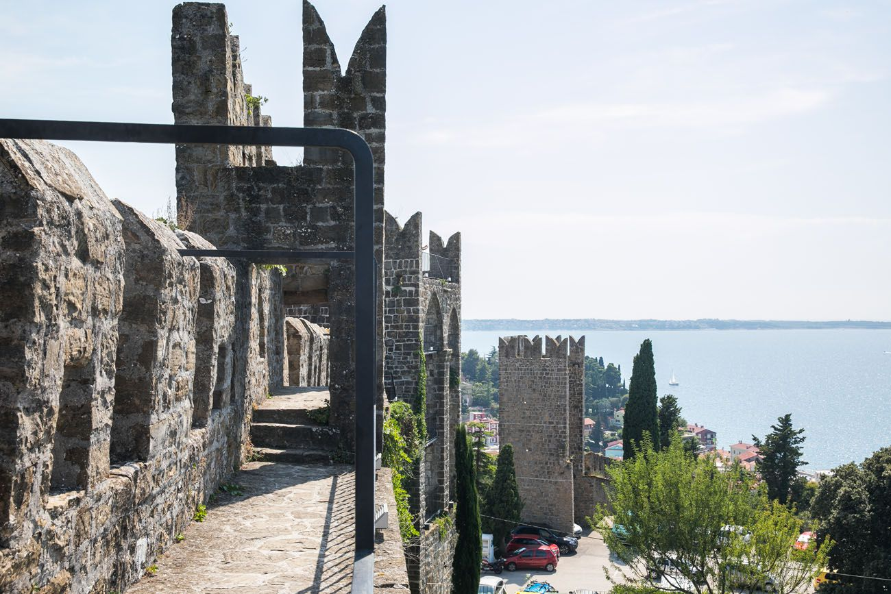Piran Walls