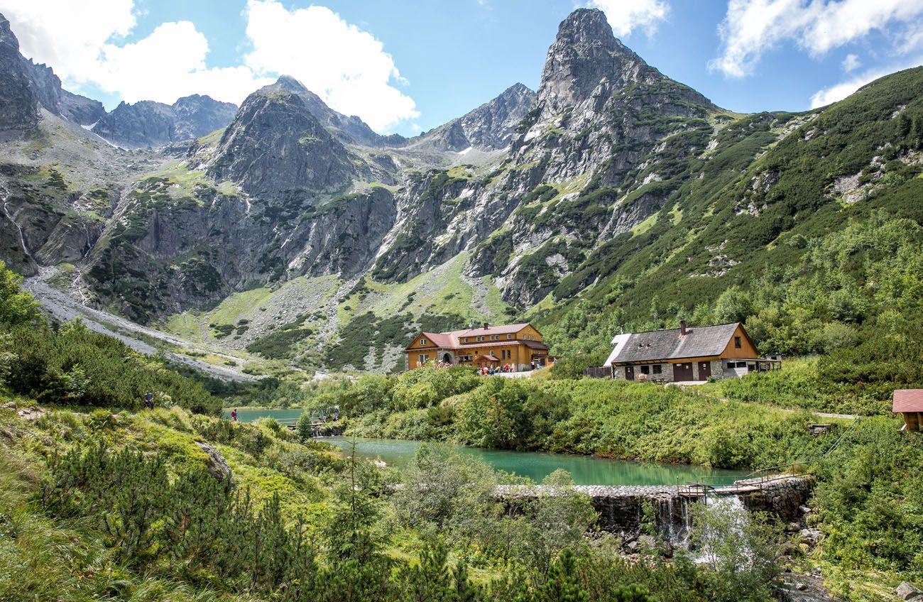 High Tatras in July