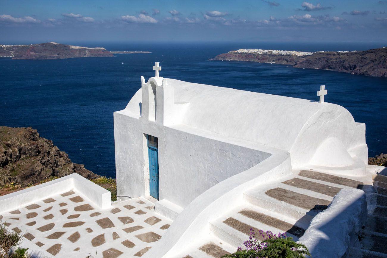 Agios Ioannis Church Santorini