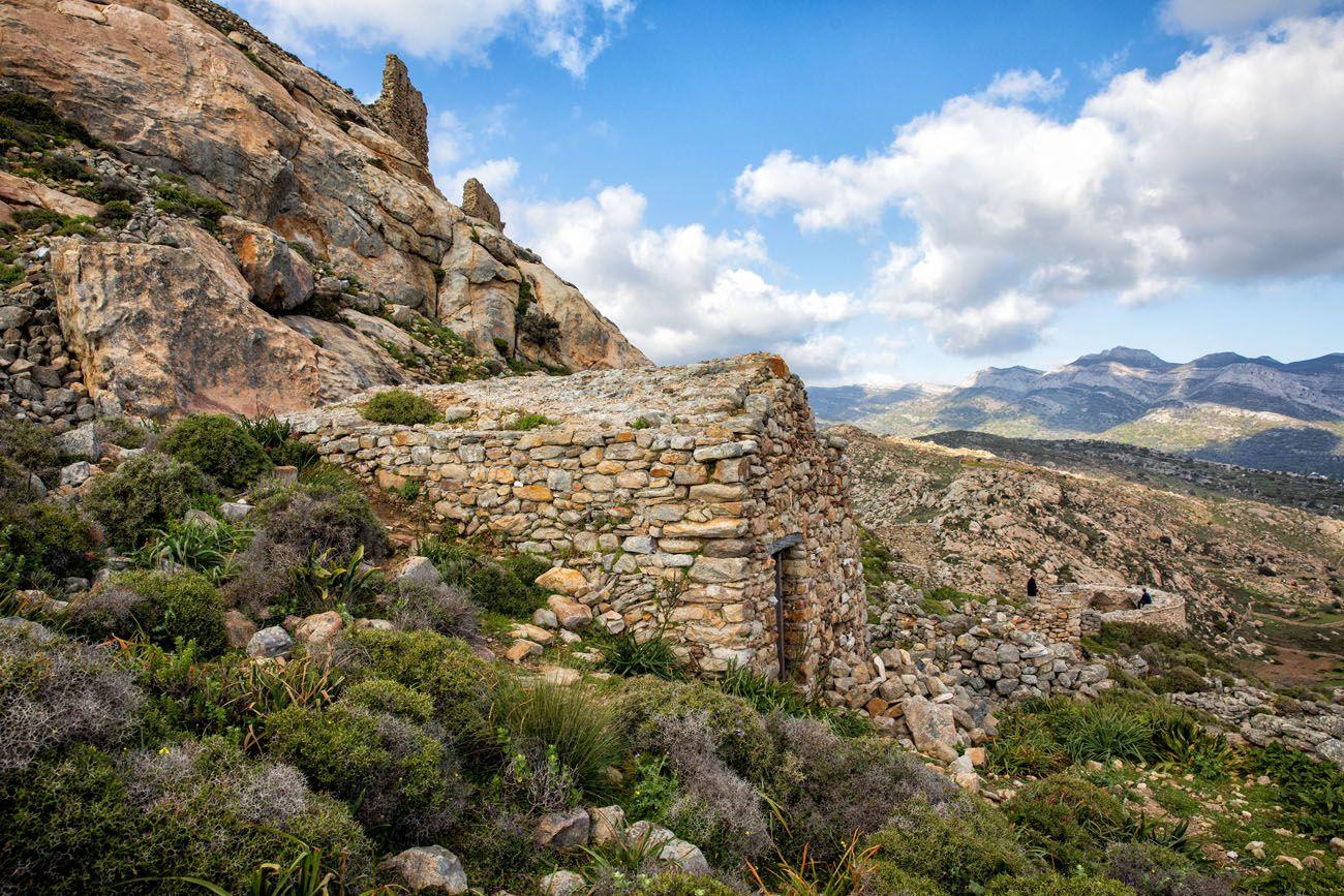 Naxos Apano Kastro Hike