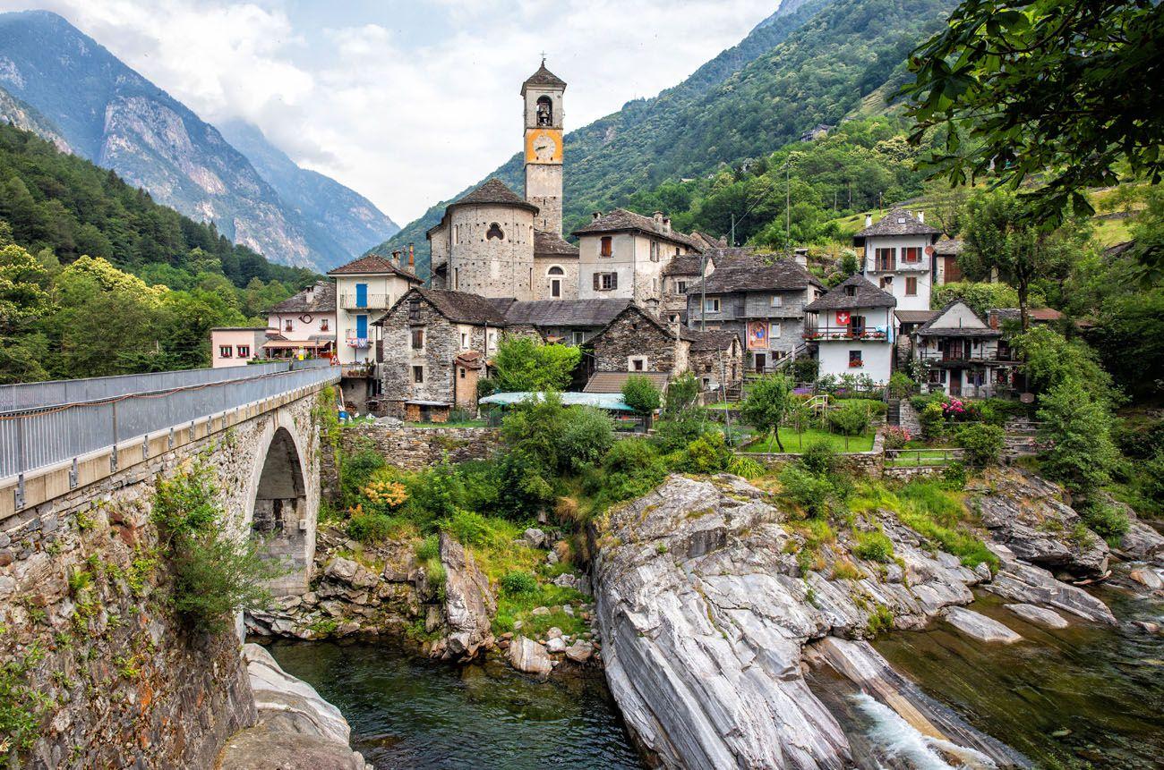 Lavertezzo Switzerland