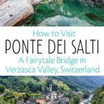 Ponte dei Salti Switzerland