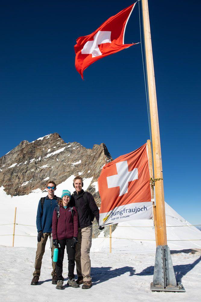How to Visit Jungfraujoch