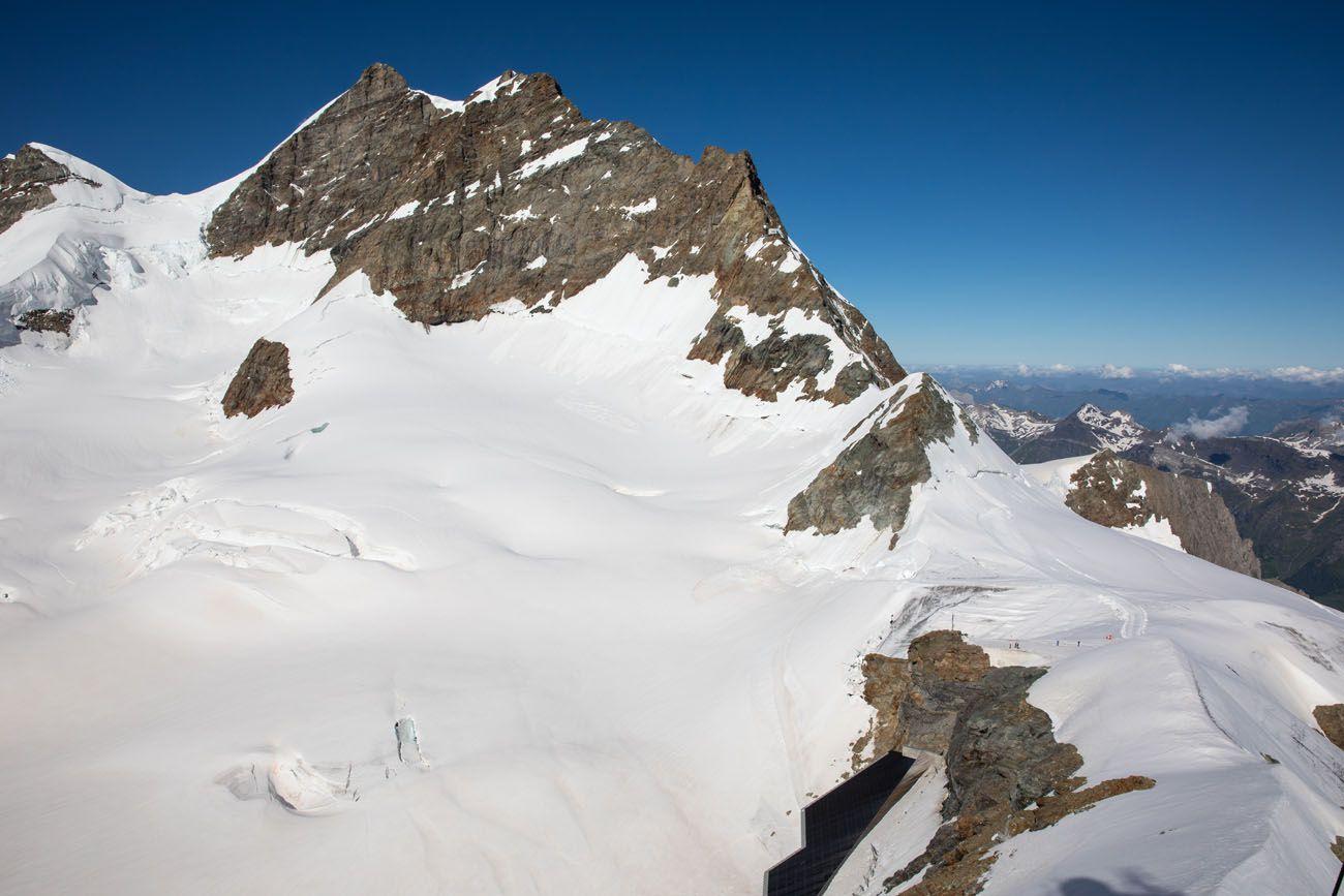 Jungfraujoch View from Sphinx