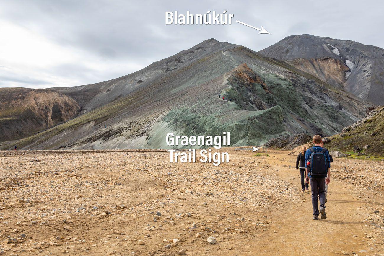 Landmannalaugar Hiking Photo