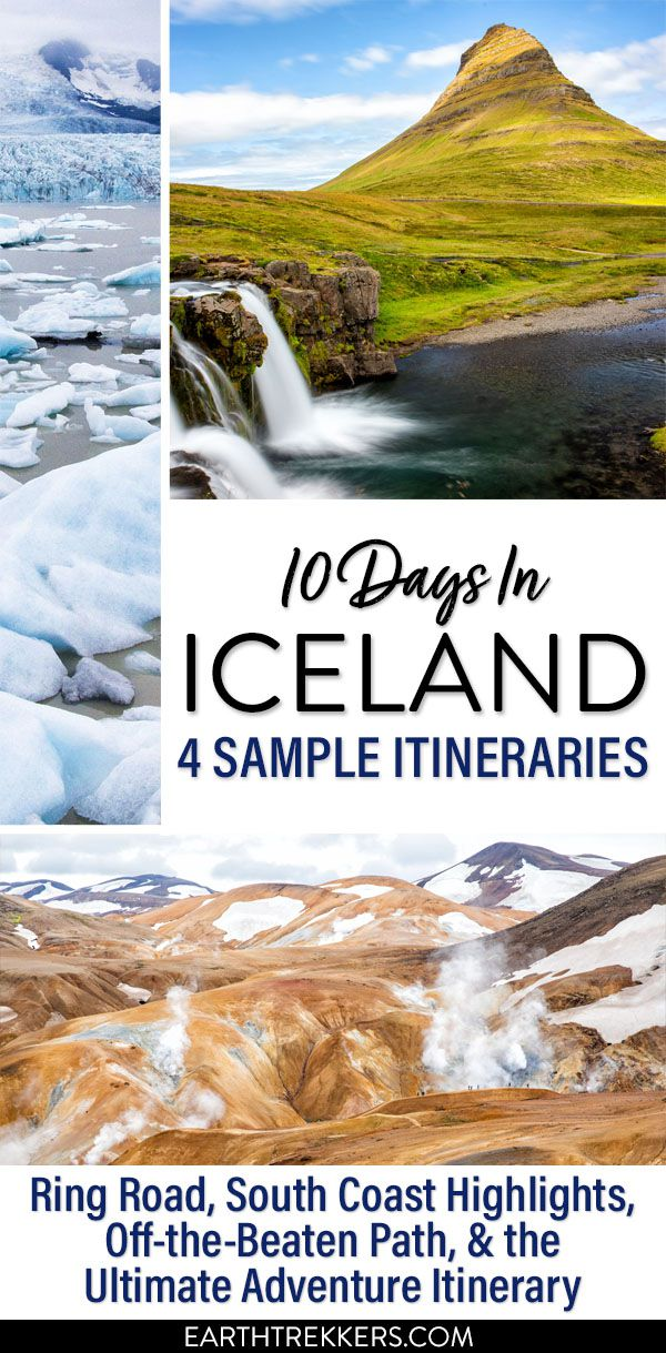 10 Day Iceland Itinerary and Travel Guide
