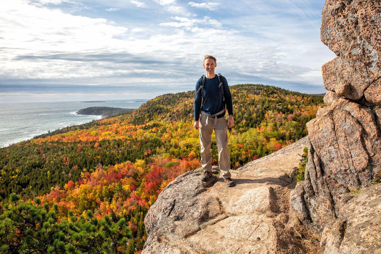 Hike Acadia