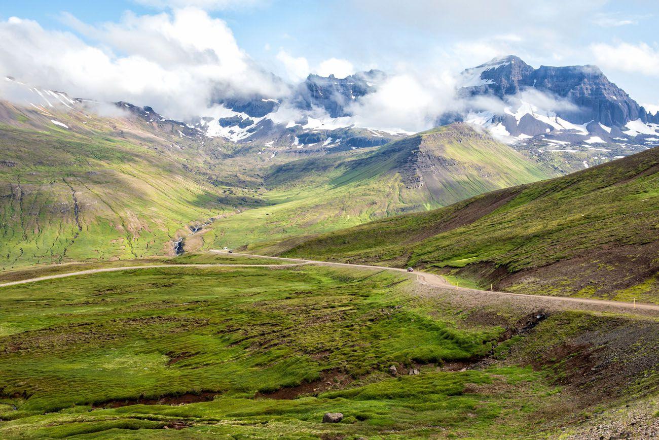 How to get to Borgarfjörður Eystri