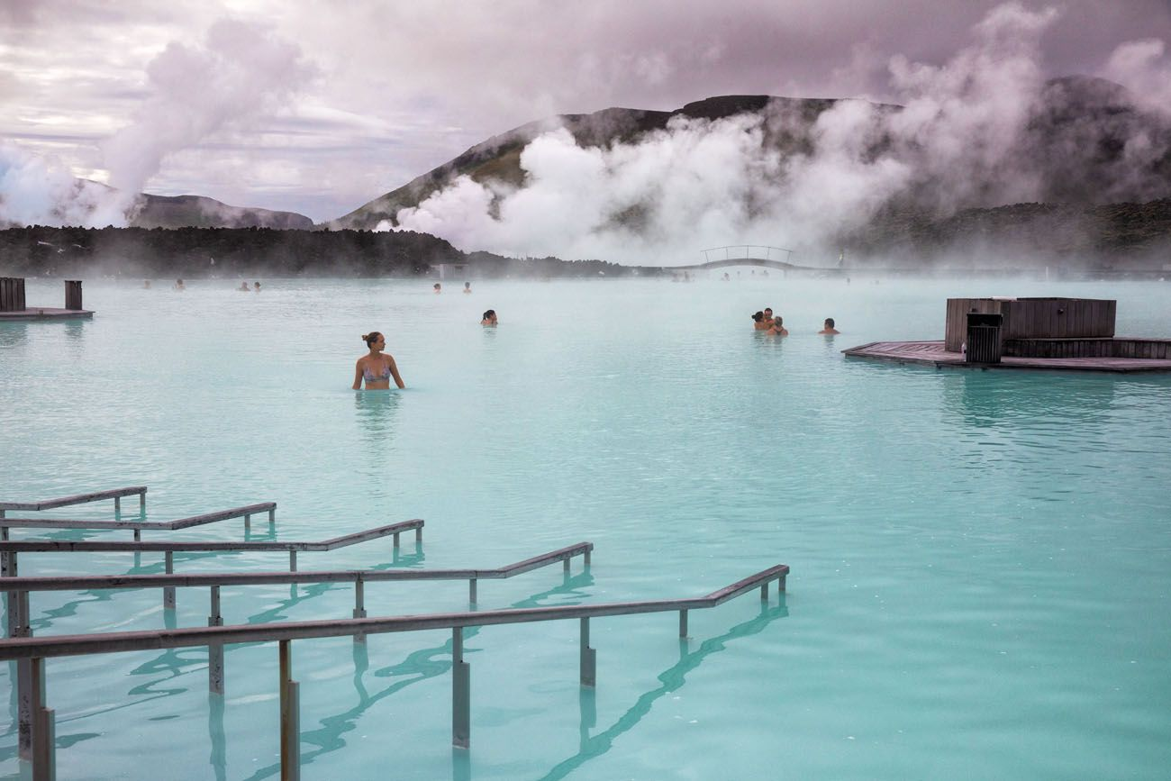 Iceland Itinerary with Blue Lagoon