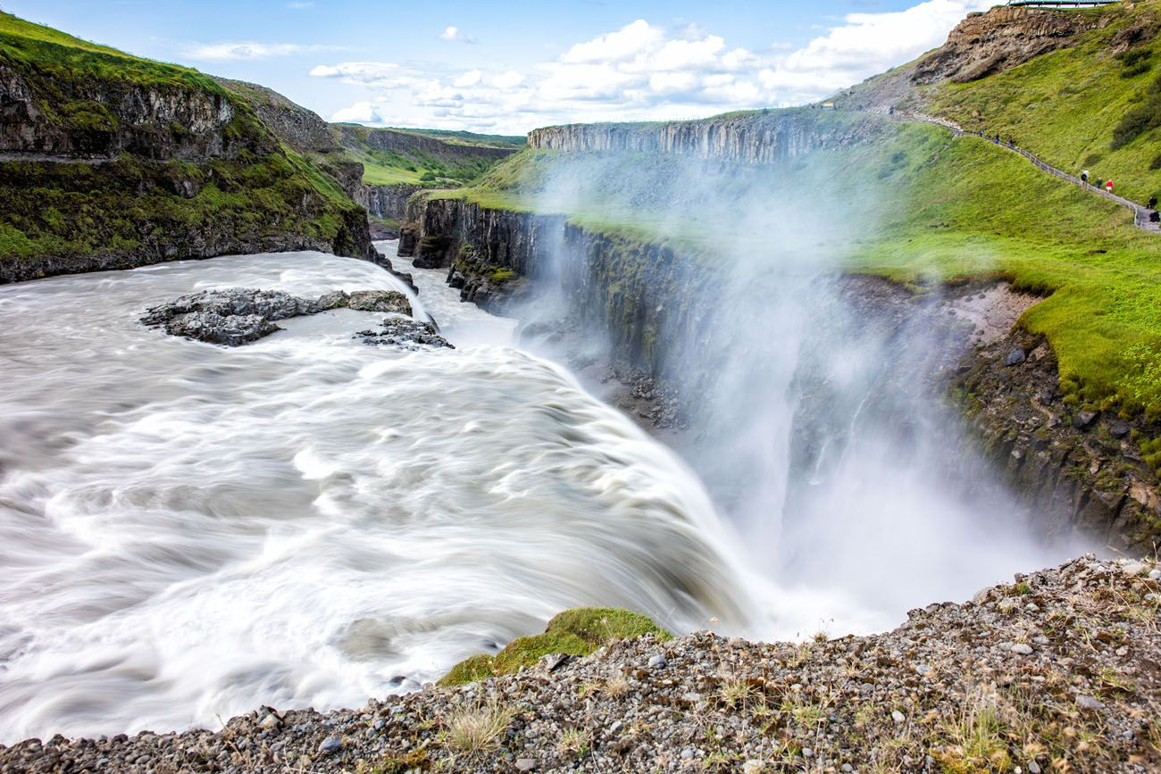 Iceland Itinerary with Golden Circle