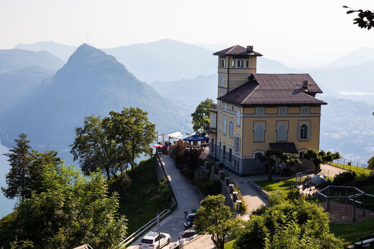 Monte Bre Restaurant